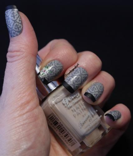 NAGG-2014-day-11-wallpaper-retro-stamp-moyou-barry-m-lychee-stamping-nail-polish-nails (1)